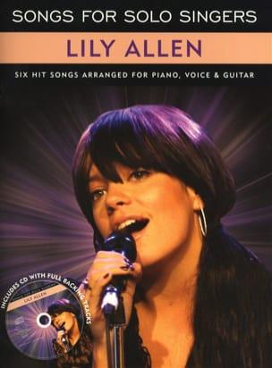Lily Allen - Lieder für Solo-Sänger - Noten - di-arezzo.de