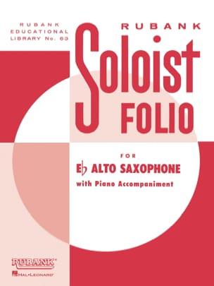 - Soloist Folio - Sheet Music - di-arezzo.co.uk