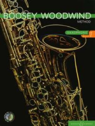 Chris Morgan - The Boosey Woodwind Method Book 1 - Partition - di-arezzo.fr