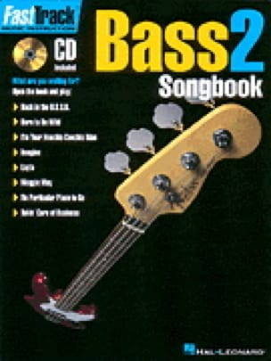 Fast Track Bass 2 - Songbook - Partition - di-arezzo.fr