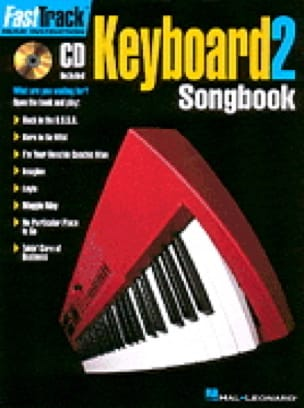 Fast Track Keyboard 2 - Songbook - Partition - laflutedepan.com