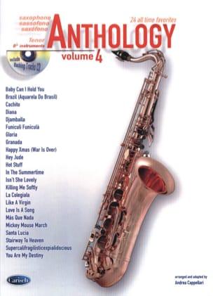 - Antología Volumen 4 - Partitura - di-arezzo.es