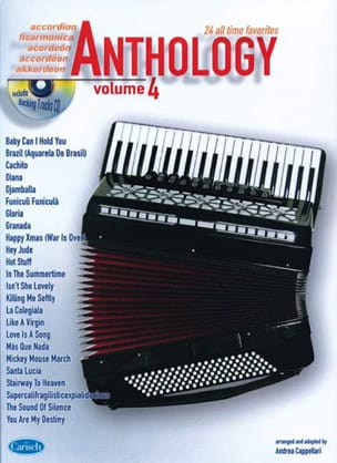 - Anthology Volume 4 - Sheet Music - di-arezzo.co.uk