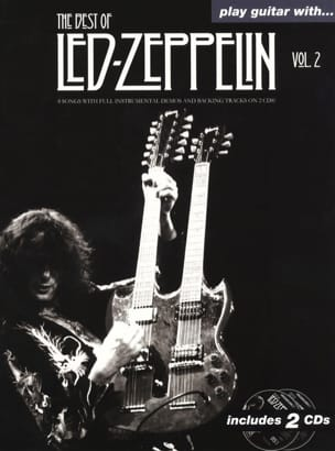 Led Zeppelin - Play Guitar With ... The Best Of Led Zeppelin - Volume 2 - Partition - di-arezzo.co.uk