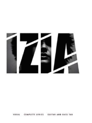 Higelin Izia - Izia - Sheet Music - di-arezzo.com