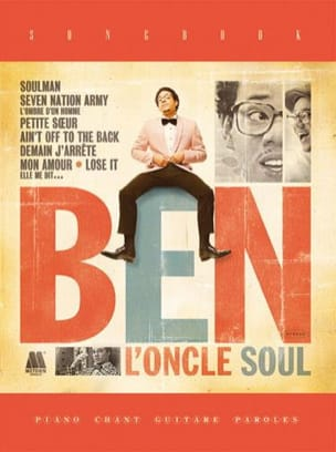 Ben L' Oncle Soul - Songbook - Partitura - di-arezzo.it