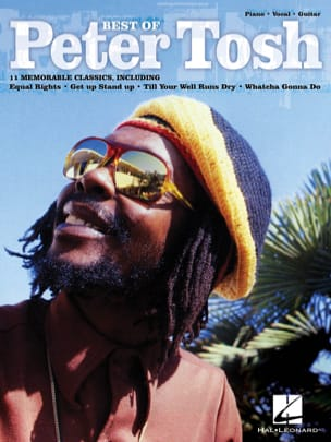 Best Of Peter Tosh - Peter Tosh - Partition - laflutedepan.com