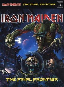 The Final Frontier Iron Maiden Partition Pop / Rock - laflutedepan