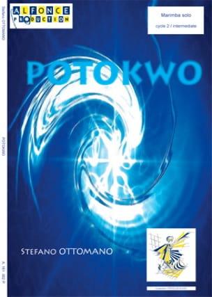 Potokwo - Stefano Ottomano - Partition - Marimba - laflutedepan.com