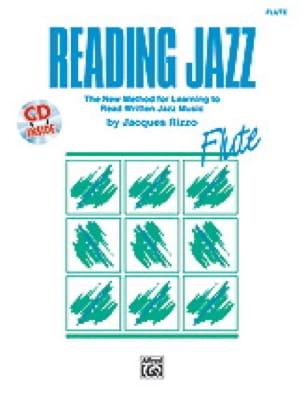 Reading Jazz Jacques Rizzo Partition Flûte traversière - laflutedepan