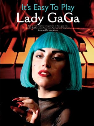 It's easy to play Lady Gaga - Gaga Lady - Partition - laflutedepan.com