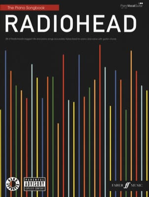 Radiohead - The Piano Songbook Radiohead - Sheet Music - di-arezzo.co.uk