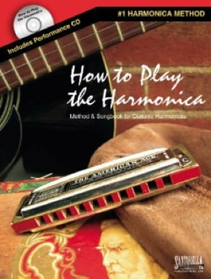 How To Play The Harmonica - Partition - laflutedepan.com