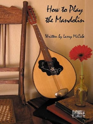 Larry McCabe - How To Play Mandolin - Sheet Music - di-arezzo.co.uk
