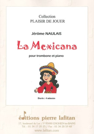 Jérôme Naulais - The Mexicana - Sheet Music - di-arezzo.co.uk