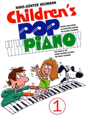 Hans-Günter Heumann - Children's Pop Piano Volume 1 - Partitura - di-arezzo.it