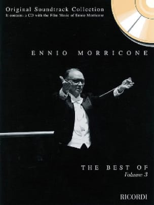 The Best Of Volume 3 Ennio Morricone Partition laflutedepan