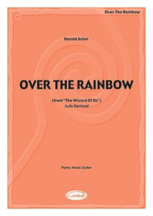 Harold Arlen - Over the Rainbow - Sheet Music - di-arezzo.co.uk