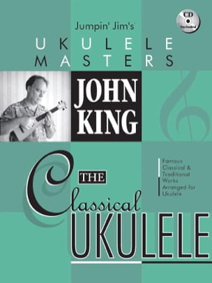 John King - Jumpin Jim's Ukulele Masters - John King Ukulele - Sheet Music - di-arezzo.com
