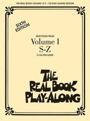 The real book volume 1 S-Z . CD play-along edition - laflutedepan.com