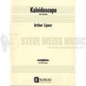 Arthur Lipner - Kaleidoscope - Partition - di-arezzo.fr