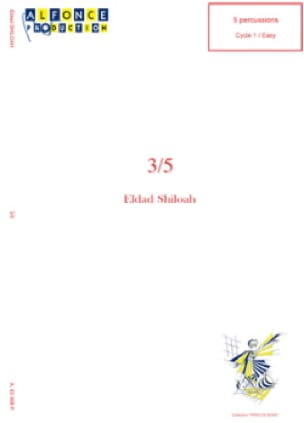 3/5 - Eldad Shiloah - Partition - laflutedepan.com
