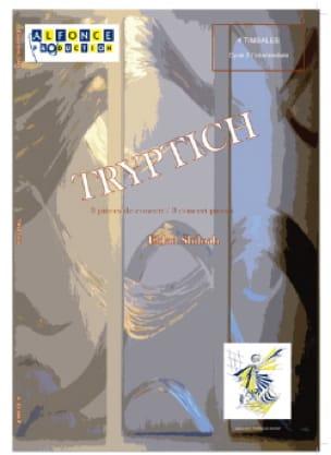 Eldad Shiloah - Tryptich - Partition - di-arezzo.fr