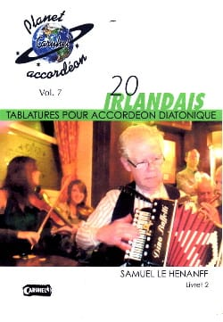 Hénanff Samuel Le - 20 Irish Booklet 2 - Sheet Music - di-arezzo.com