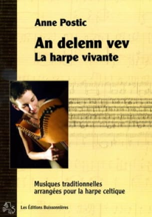 An Delenn Vev - la Harpe Vivante Anne Postic Partition laflutedepan
