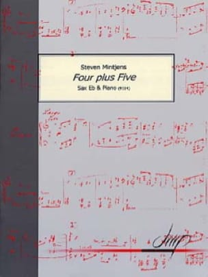 Steven Mintjens - Four plus five - Partition - di-arezzo.fr
