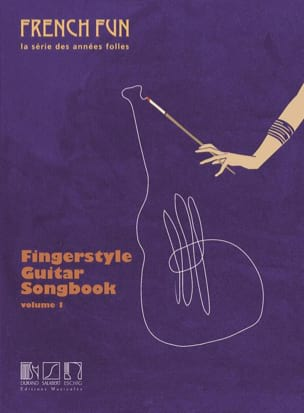 Fingerstyle Guitar Songbook Volume 1 - laflutedepan.com