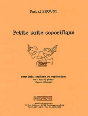 Pascal Proust - Petite suite soporifique - Partition - di-arezzo.fr