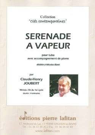 Claude-Henry Joubert - Steam serenade - Sheet Music - di-arezzo.com