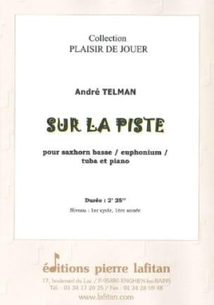 Sur la Piste André Telman Partition Tuba - laflutedepan
