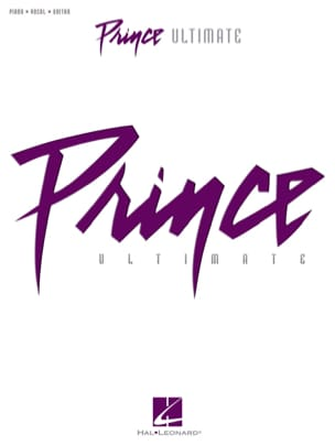 Prince - Ultimate - Sheet Music - di-arezzo.com