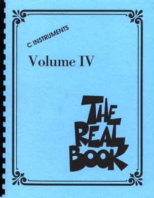 - The Real Book Volume 4 - C Instruments - Sheet Music - di-arezzo.co.uk