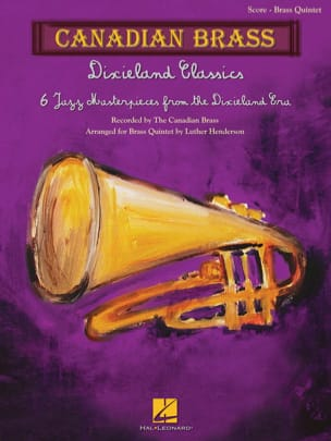 - Dixieland Classics - 6 Jazz Masterpieces from the Dixieland Era - Partition - di-arezzo.fr