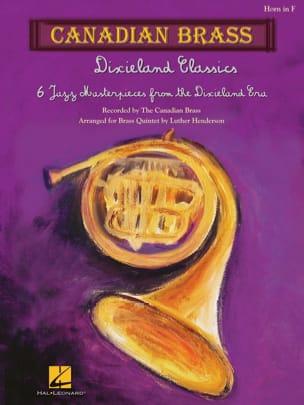 - Dixieland Classics - 6 Jazz Masterpieces from the Dixieland Era - Partition - di-arezzo.fr