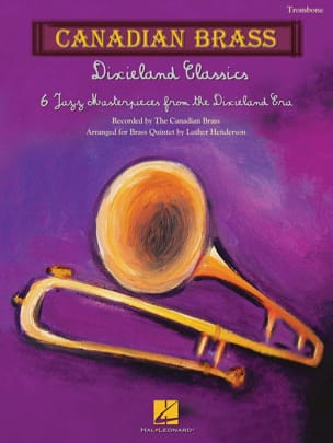 Dixieland Classics - 6 Jazz Masterpieces from the Dixieland Era - laflutedepan.com