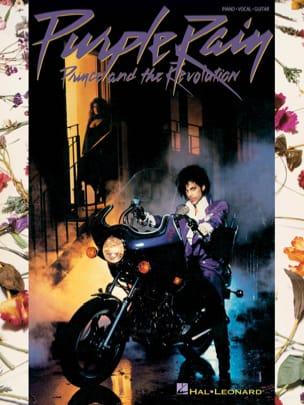 Prince - Purple Rain - Partition - di-arezzo.fr