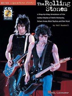 ROLLING STONES - The Rolling Stones Guitare Signature Licks - Partition - di-arezzo.fr