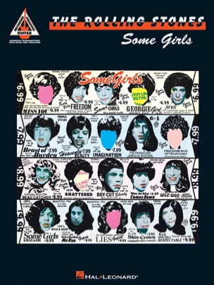 ROLLING STONES - Some Girls - Partition - di-arezzo.fr