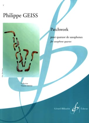 Philippe Geiss - Patchwork - Sheet Music - di-arezzo.com