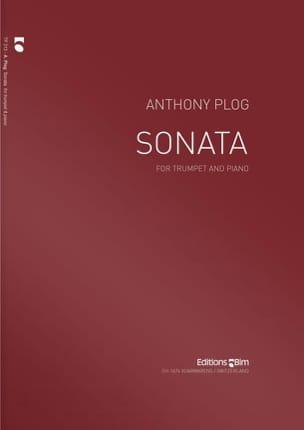 Sonata - Anthony Plog - Partition - Trompette - laflutedepan.com