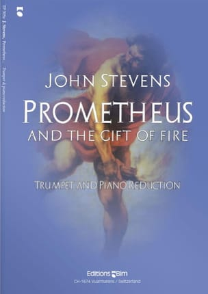 Prometheus and the Gift of Fire - John Stevens - laflutedepan.com