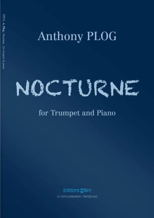 Anthony Plog - Nocturne - Partition - di-arezzo.fr