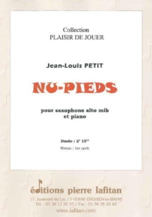 Jean-Louis Petit - Nu-Pieds - Sheet Music - di-arezzo.com