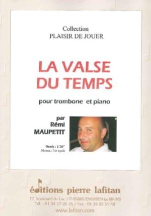 La Valse du Temps - Rémi Maupetit - Partition - laflutedepan.com