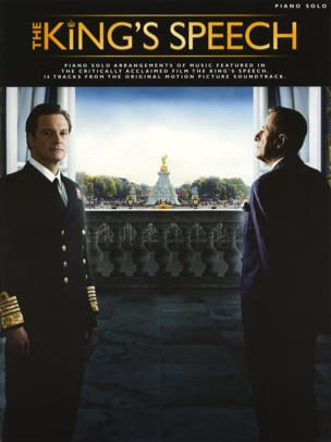 Alexandre Desplat - The speech of a king - Sheet Music - di-arezzo.com