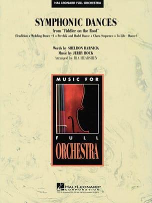 Symphonic Dances - Un Violon Sur le Toit Jerry Bock laflutedepan